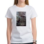 Manet Painting Color Quote Women's T-Shirt