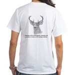 WomenHunters White T-Shirt