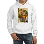 Michelangelo Art Philosophy Hooded Sweatshirt