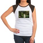 Berthe Morisot Art Quote Women's Cap Sleeve T-Shir