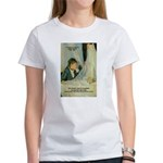 Female Artist Morisot Quote Women's T-Shirt
