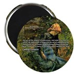"Pissarro Art of Impressions 2.25"" Magnet (10 pack)"