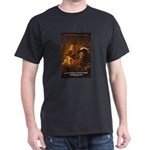 Art & Atmosphere Rembrandt Black T-Shirt