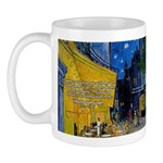 Vincent Van Gogh Color Art Mug       