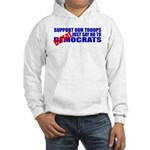 Say No To Defeatocrats Hooded Sweatshirt