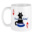 Feed The Kitty Mug