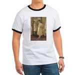 Aesop Quote Psyche Painting Ringer T