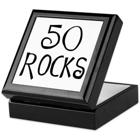 pictures for 50th birthday. 50th birthday saying, 50 rocks