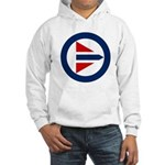 Royal Norwegian Air Force - RNoAF - History Clothing & Gifts - White Hoodie
