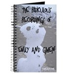Emily and Gwen Personalized Journal