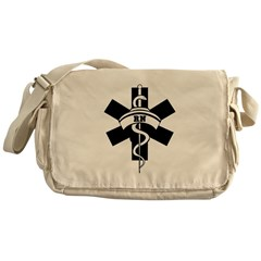 RN Nurses Messenger Bag