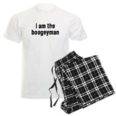 i am the boogeyman Mens Light Pajamas