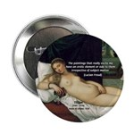 "Freud Erotic Quote and Titian 2.25"" Button (10 pack)"