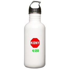 Stop Kony 420 Stainless Water Bottle 1.0L