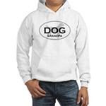 DOG GRANDPA Hooded Sweatshirt
