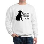 Dog Fur Children Sweatshirt