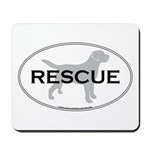RESCUE Mousepad
