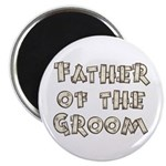 Country Father of the Groom Magnet