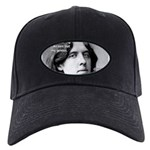 Playwright Oscar Wilde Black Cap