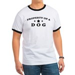 Property of Dog Ringer T