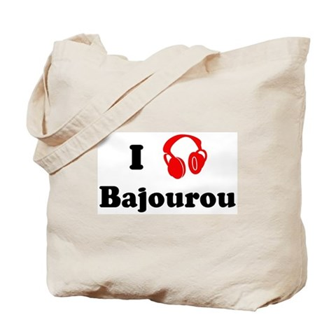 Bajourou music Tote Bag by iloveshirts- 75124575