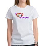 Bingo Lover's T-shirt (women)