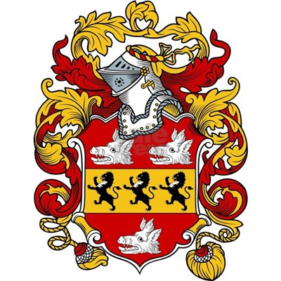 Cardenas Family Crest. family+crests+coat+of+arms