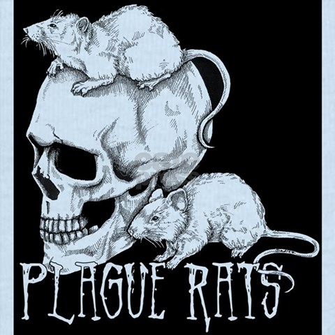 bubonic plague rats. Plague Rats Jr.Spaghetti Strap