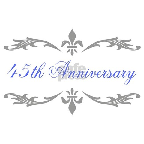 Greeting Cards For Marriage Anniversary. 45th Wedding Anniversary