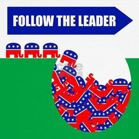 gop  lemmings