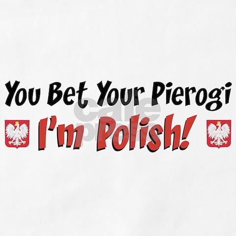 funny aprons. I#39;m Polish Funny Apron.