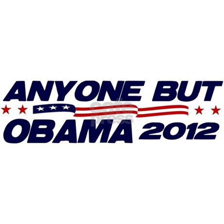 to show you aren t a racist vote for anybody but obama