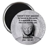 """Buddhism Philosophy of Love 2.25"""" Magnet (10 pack)"""