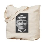 Philosopher: Alfred Whitehead Tote Bag