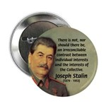 "Joseph Stalin 2.25"" Button (10 pack)"