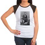 Lincoln with Sojourner Truth Women's Cap Sleeve T-