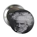 "Pessimism / Schopenhauer 2.25"" Button (100 pack)"