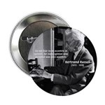 """Russell: Logic and Opinion 2.25"""" Button (100 pack)"""
