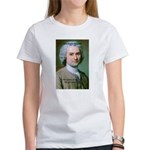 French Philosopher Rousseau Women's T-Shirt