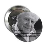 "Philosophy Karl Popper 2.25"" Button (10 pack)"