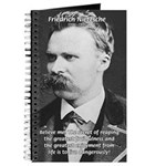 Nietzsche: Live Dangerously Journal
