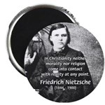 Critic of Religion: Nietzsche Magnet