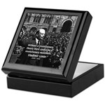 USSR Foundation Lenin Keepsake Box