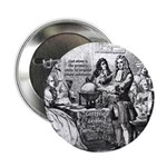 "God Unity of All: Leibniz 2.25"" Button (10 pack)"