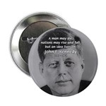 "Power of the Idea JFK 2.25"" Button (10 pack)"