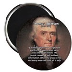 Media Thomas Jefferson Magnet