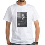 Power of Dreams: Goethe White T-Shirt