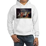 Know Thyself Socrates Quote Hooded Sweatshirt