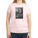 Goethe on Pure Thought Women's Pink T-Shirt