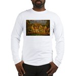 Artist Pissarro: How to Paint Long Sleeve T-Shirt
